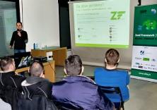 Stefano Valle allo Zend Framework Day